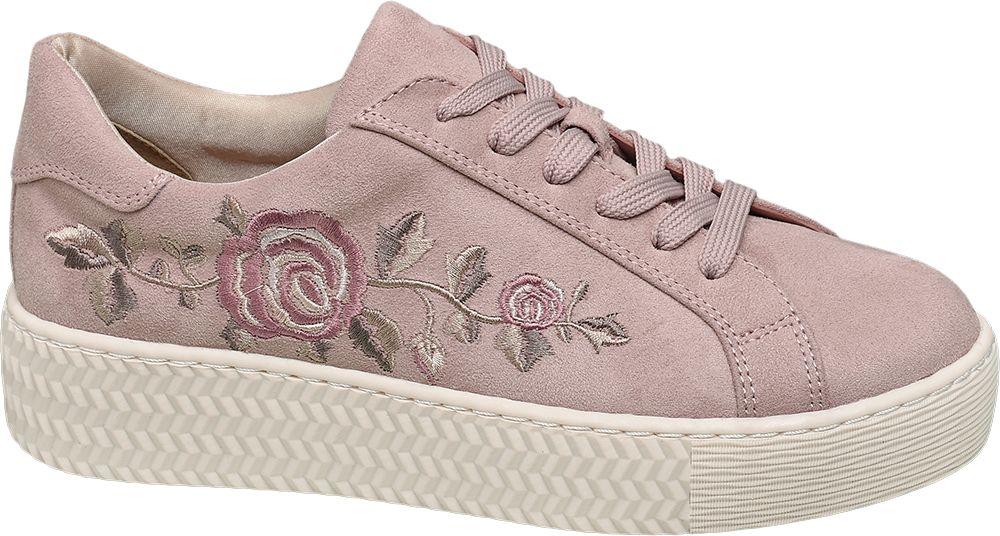 Graceland Tenisky  růžová