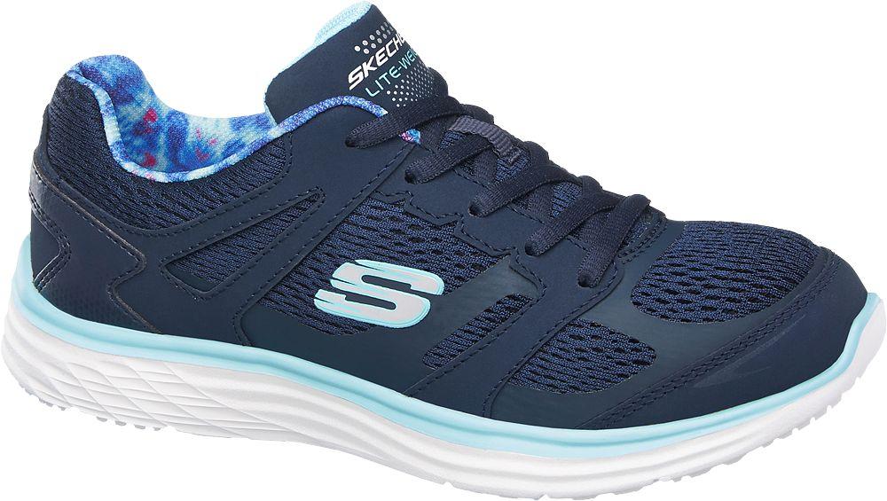 Deichmann - Skechers Tenisky 36 tmavě modrá
