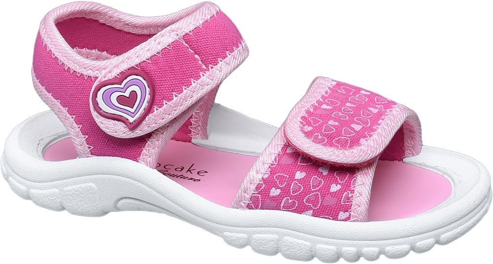 Sandały dziecięce Cupcake Couture różowe