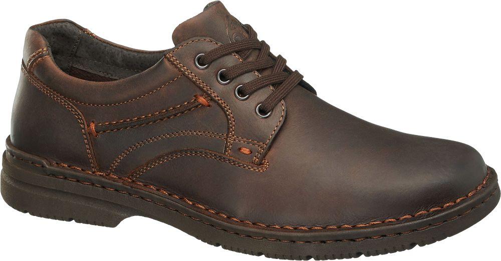 Deichmann - Gallus Vycházková obuv 42 barva zrnkové kávy