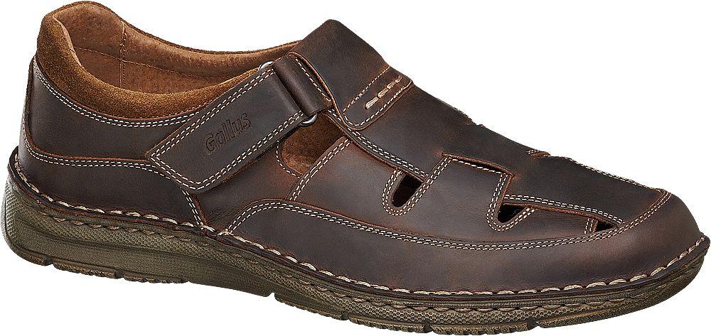 Deichmann - Gallus Vycházková obuv 43 barva zrnkové kávy