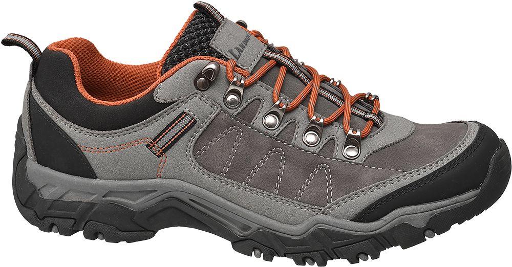 Landrover Vycházková obuv  šedá
