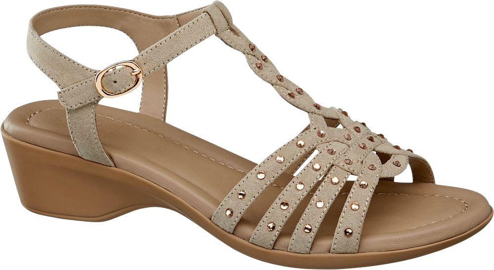 sandały damskie - 1220281