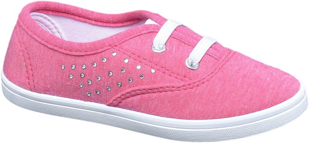 Tenisówki dziecięce Cupcake Couture różowe