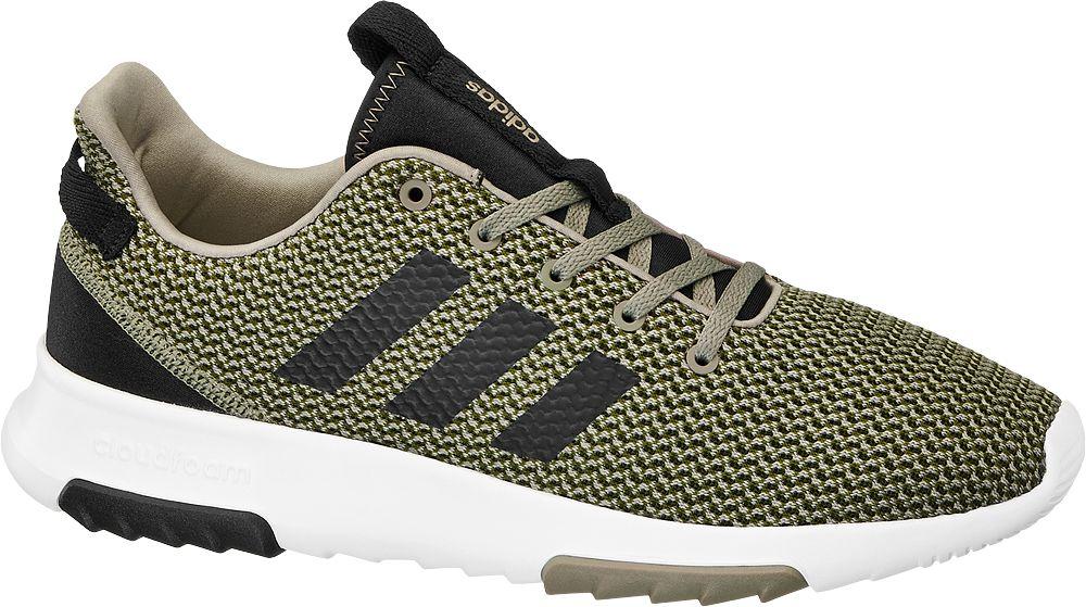adidas - Zelené tenisky Adidas Cf Racer Tr Adidas