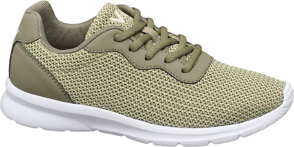 sneakersy damskie Vty zielone