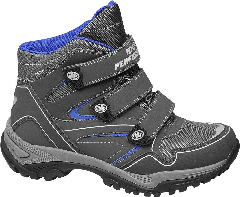 Deichmann - Cortina Zimní obuv s membránou TEX 41 šedá