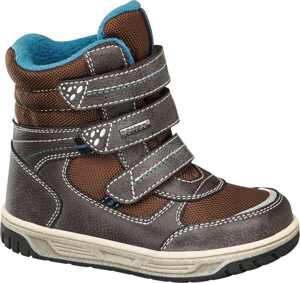 Deichmann - Cortina Zimní obuv s membránou TEX 28 hnědá