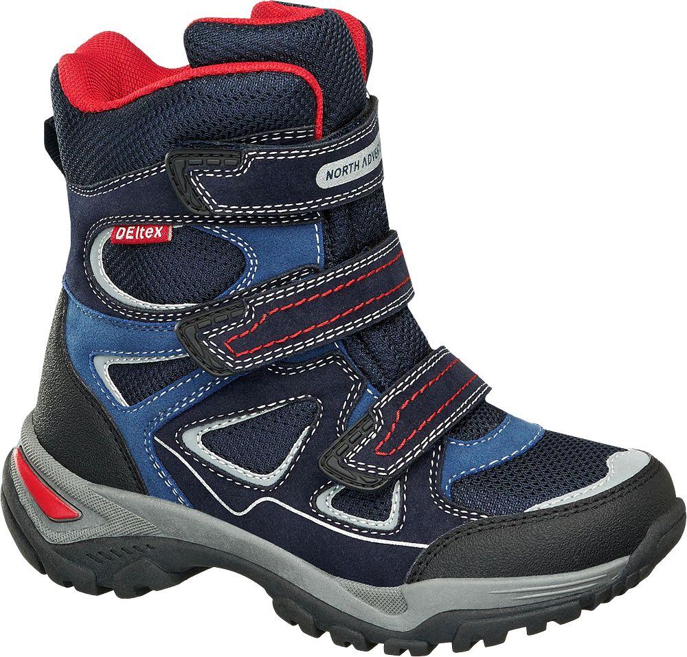 Deichmann - Cortina Zimní obuv s membránou TEX 32 modrá