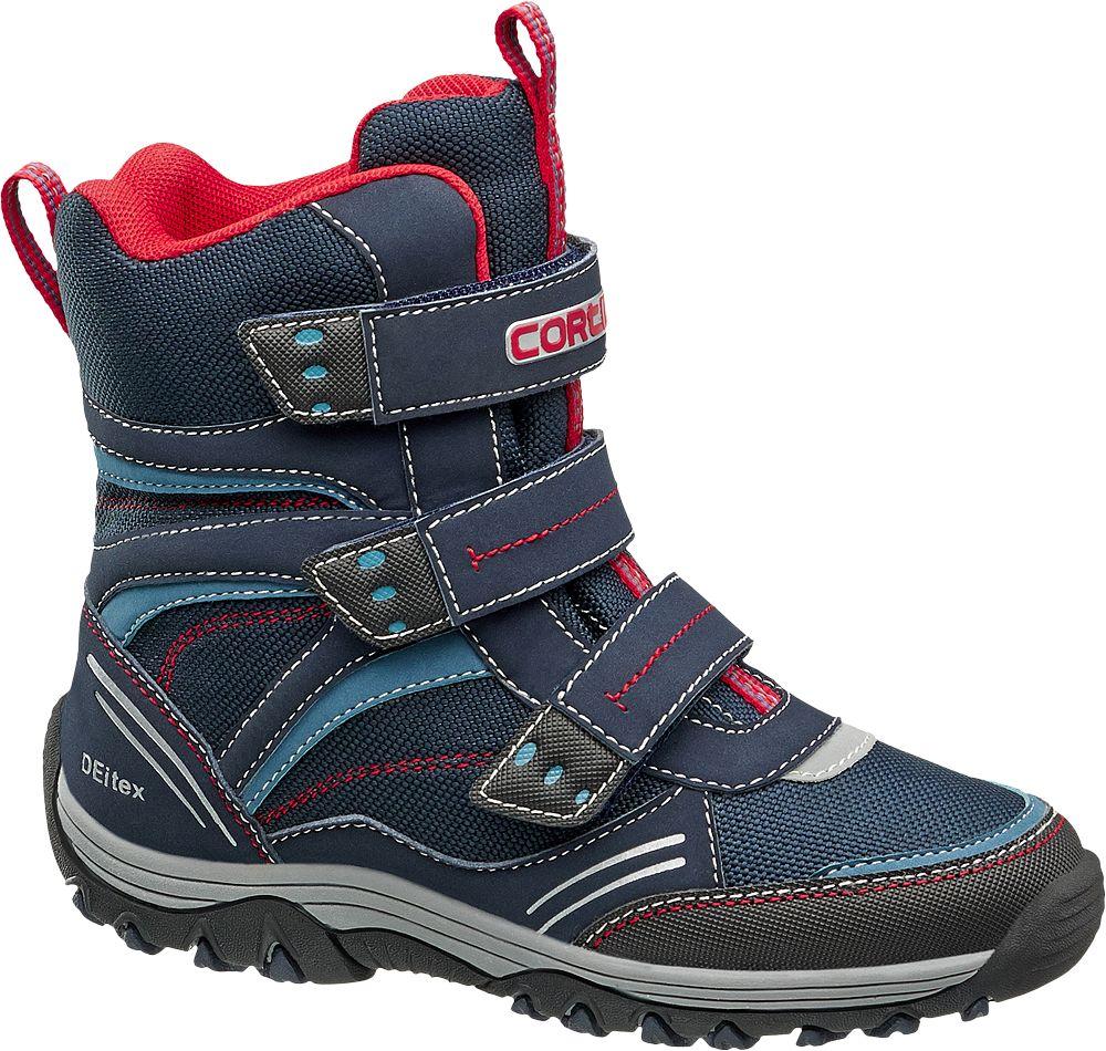 Deichmann - Cortina Zimní obuv s membránou TEX 35 modrá