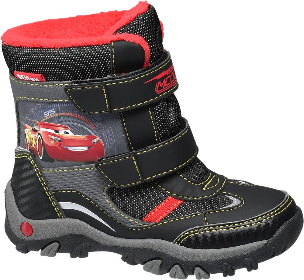Cars - Zimní obuv