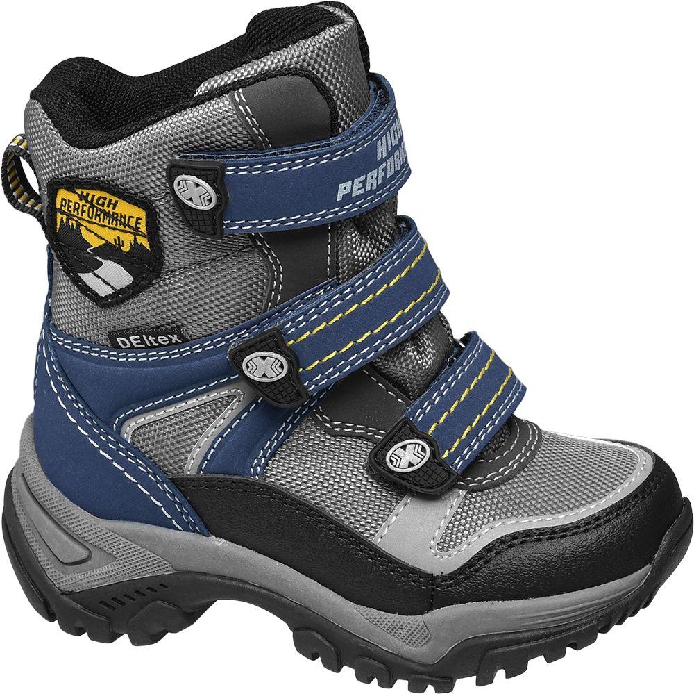 Deichmann - Cortina + DEItex Zimní obuv 28 modrá