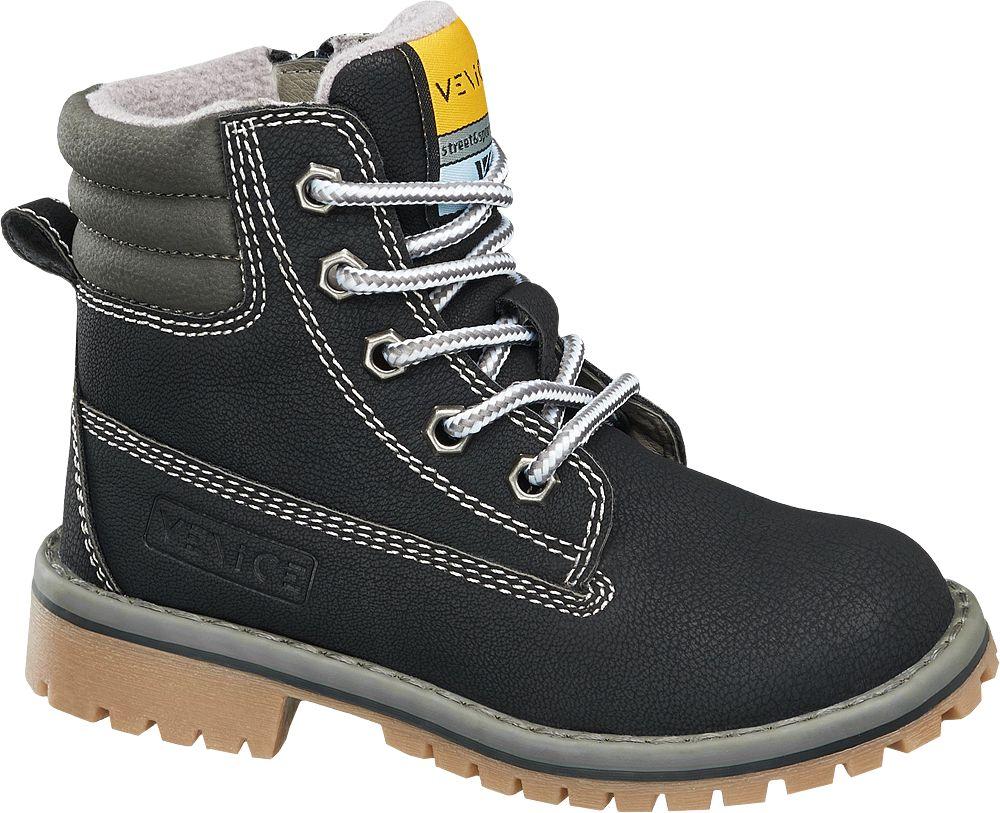 Deichmann - Venice Zimní obuv 29 černá
