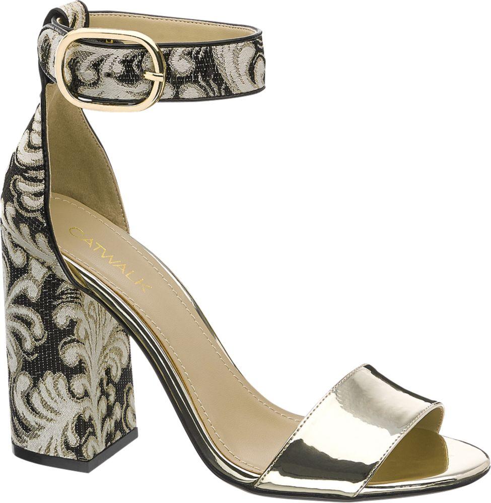 Sandałki damskie Catwalk