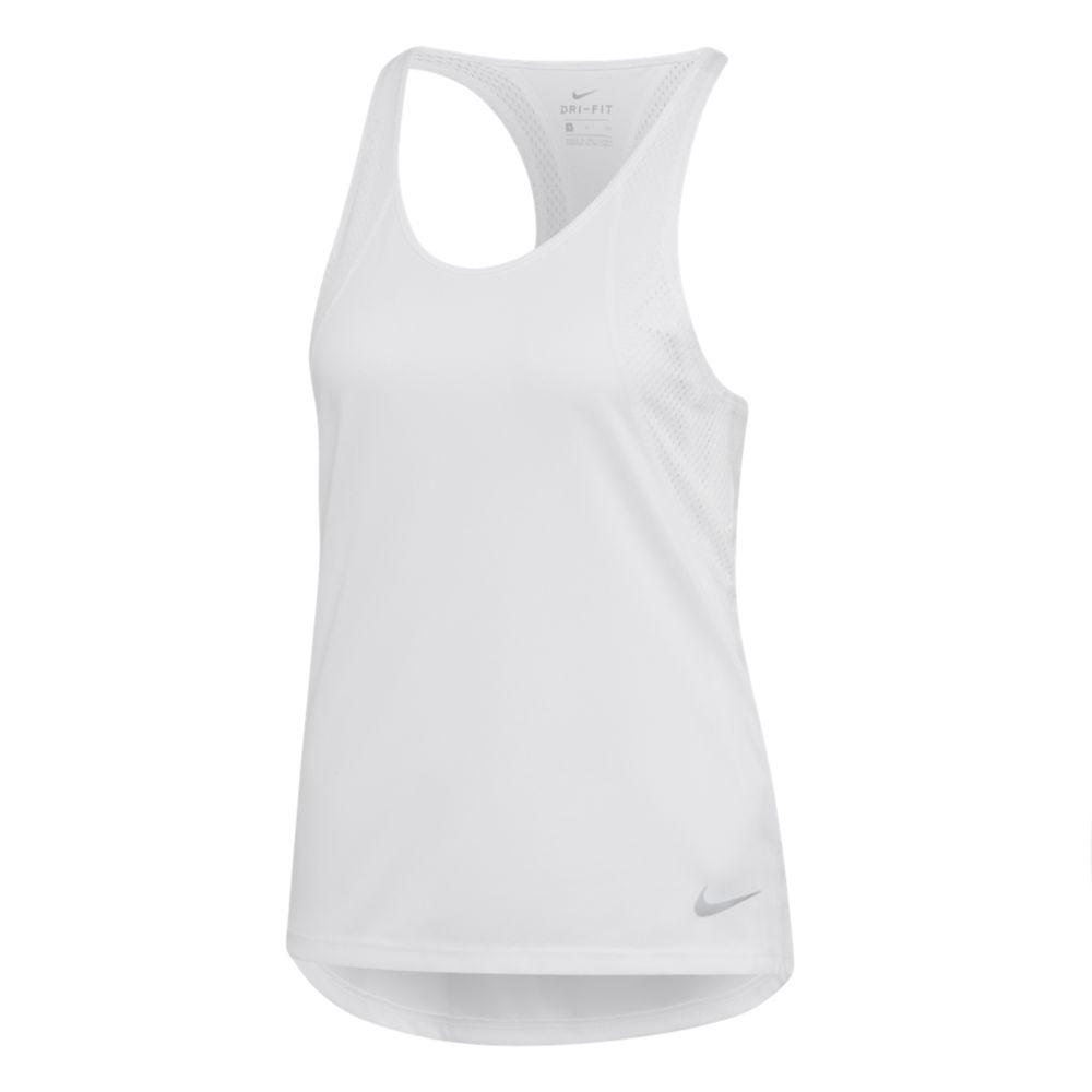 biała koszulka damska Nike Run