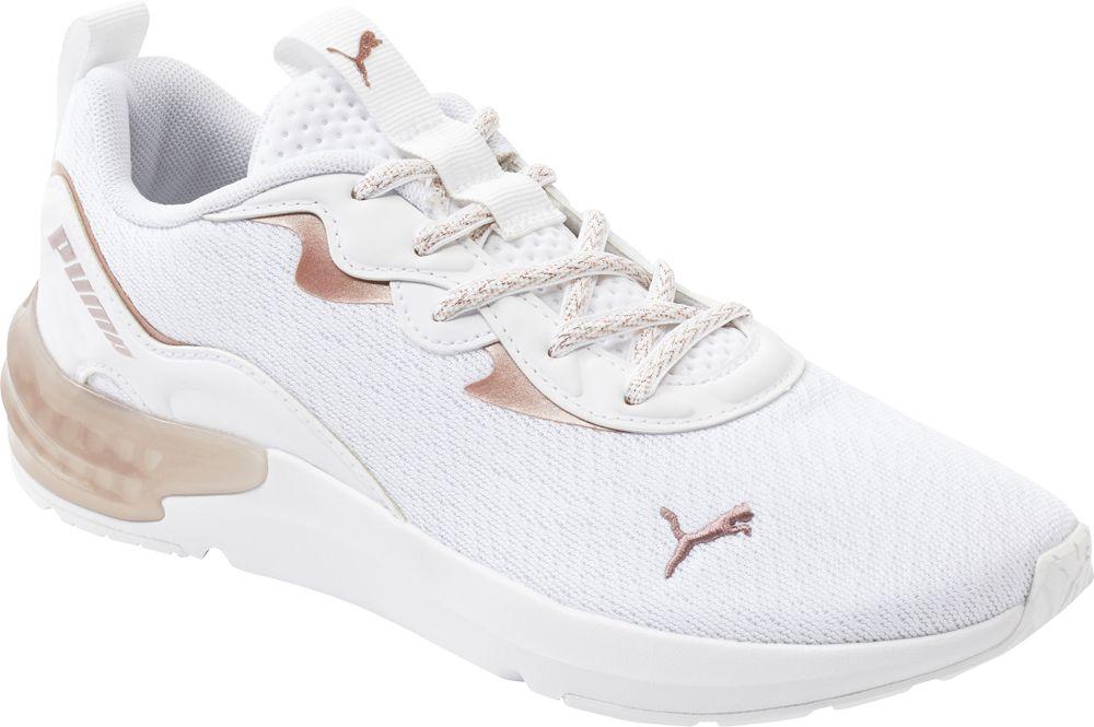 białe sneakersy damskie Puma Cell Initiate
