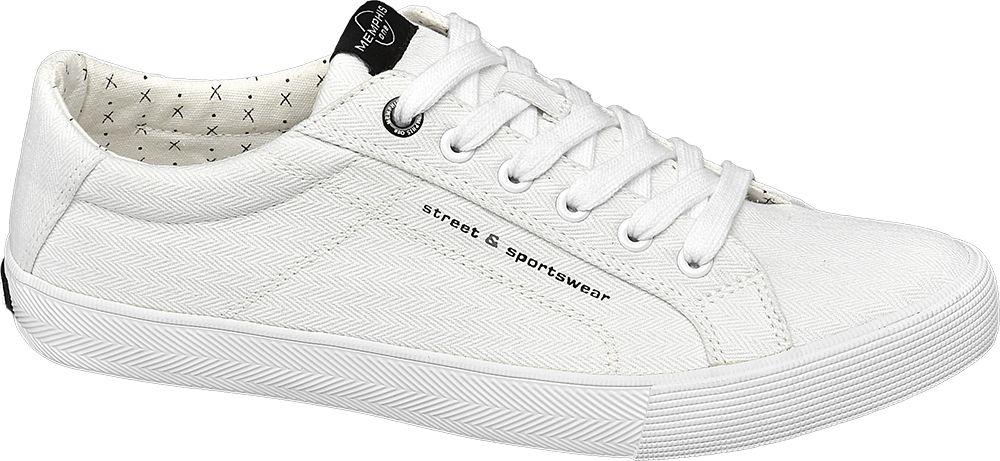 białe tenisówki męskie Memphis One