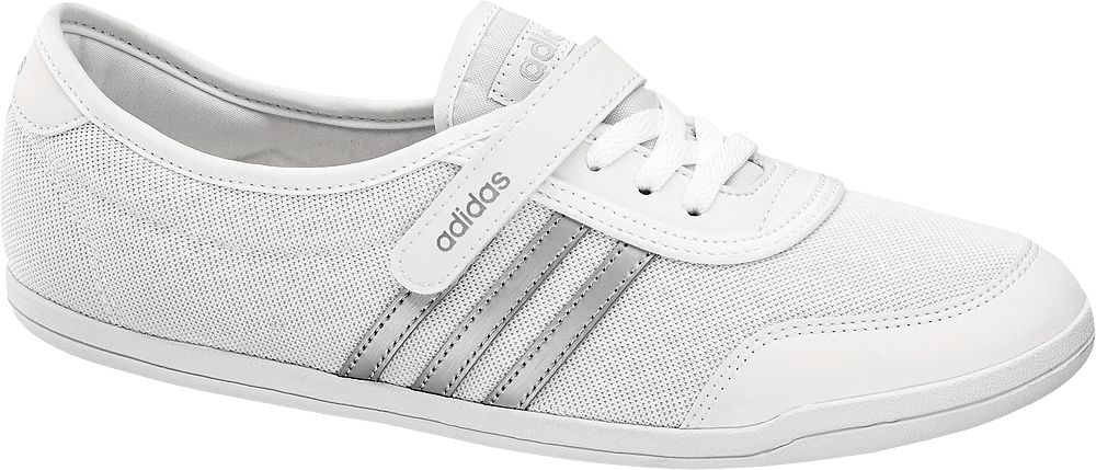 biało-srebrne tenisówki damskie adidas DIONA W