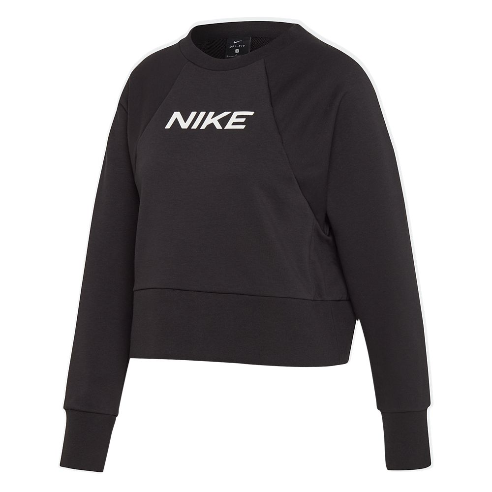 czarna bluza damska Nike Dry Get Fit