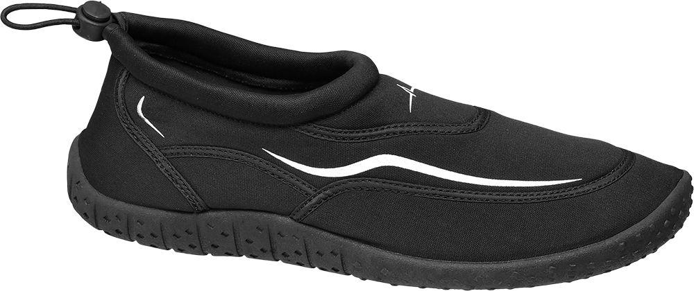 czarne buty męskie Blue Fin do wody