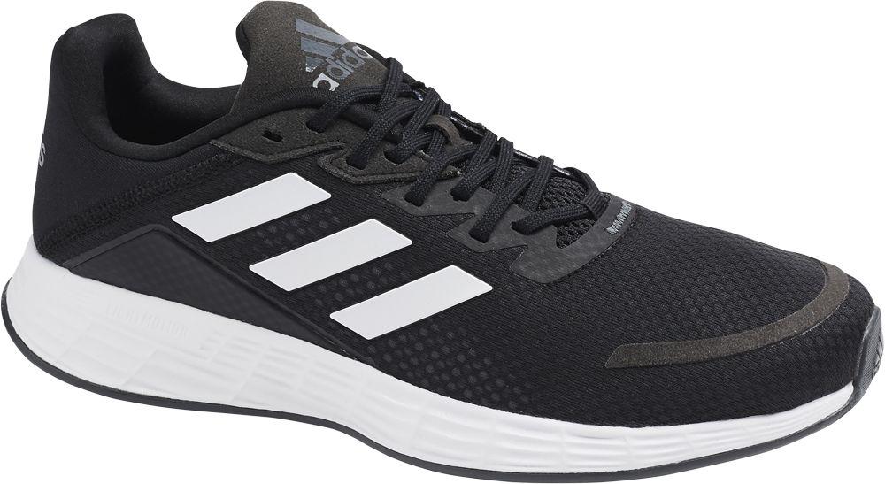 czarne buty męskie do biegania adidas Duramo SL
