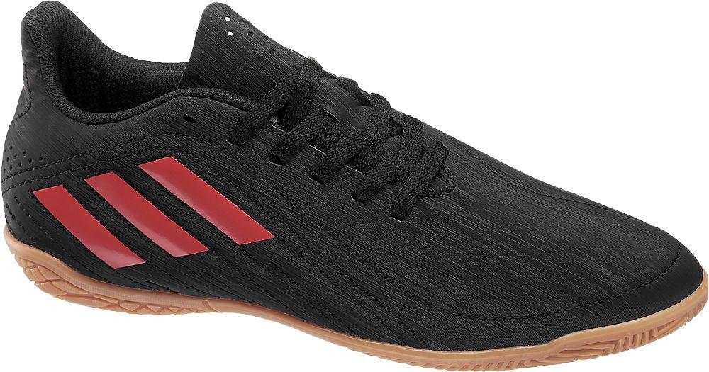 czarne halówki chłopięce adidas CONSQUISTO