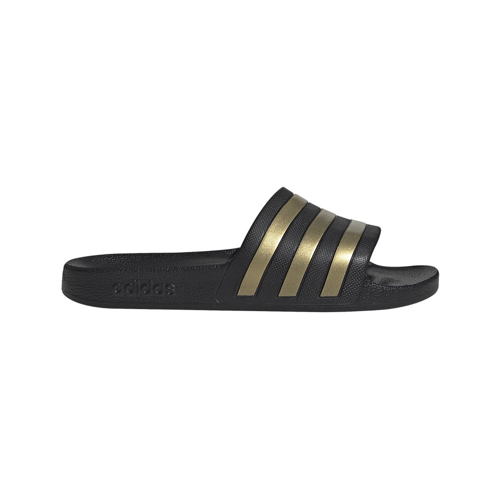 czarne klapki damskie adidas Adilette Aqua