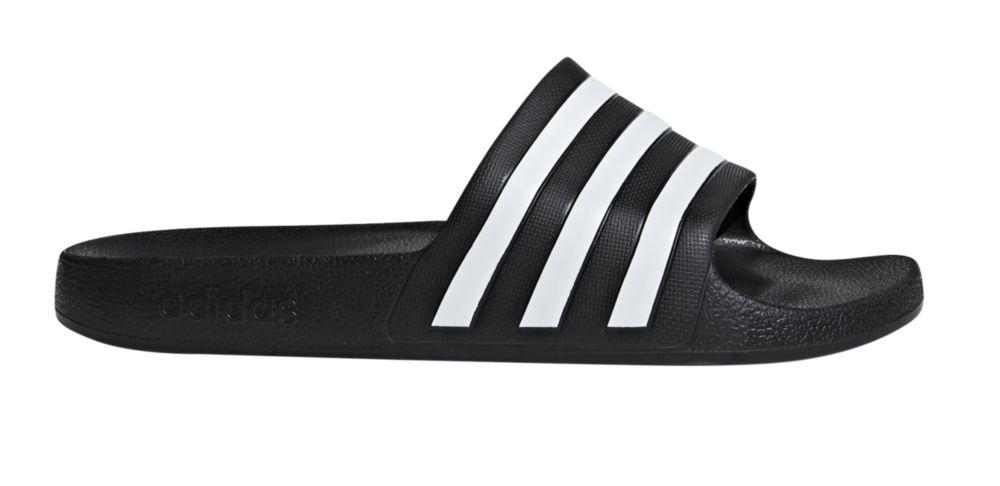 czarne klapki męskie adidas Adilette Aqua