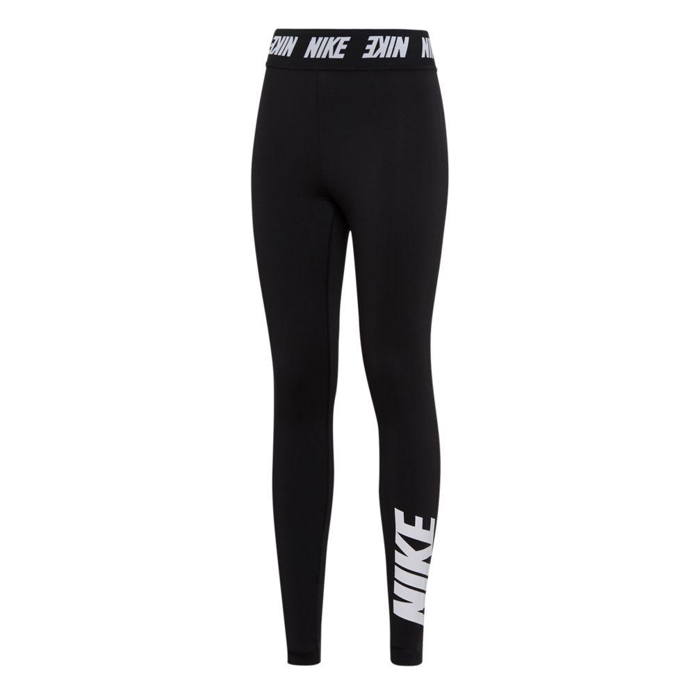 czarne legginsy damskie Nike Club