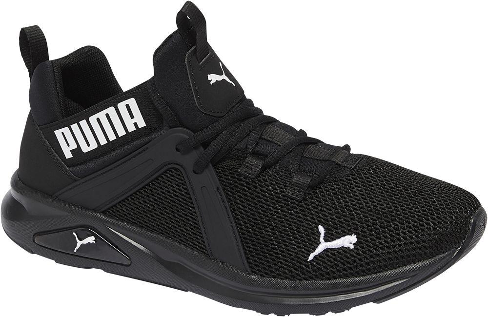 czarne sneakersy męskie Puma Enzo 2