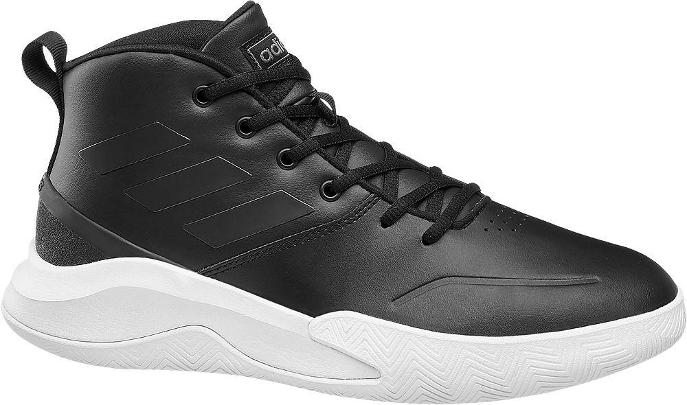 czarne sneakersy męskie adidas Own The Game