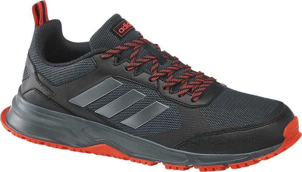 czarne sneakersy męskie adidas ROCKADIA TRAIL 3.0