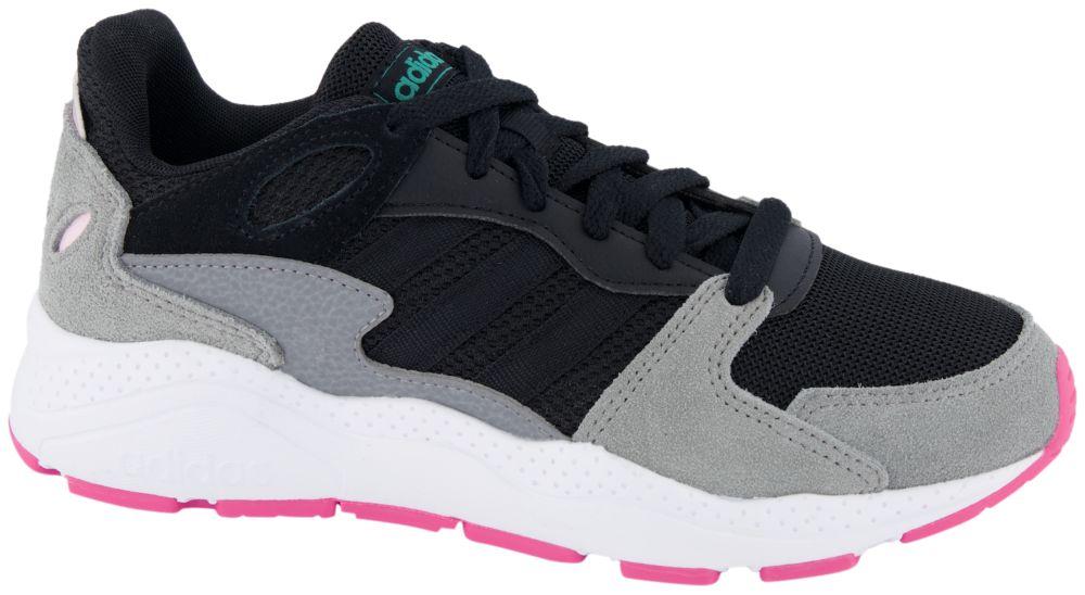 czarno-szare sneakersy damskie adidas Crazychaos