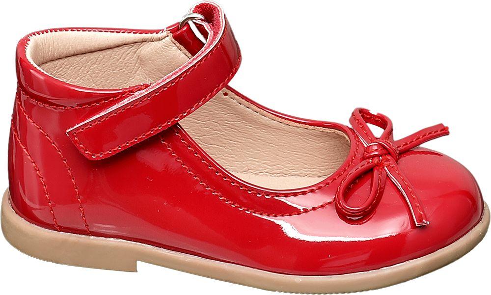czerwone buciki dziewczęce Cupcake Couture