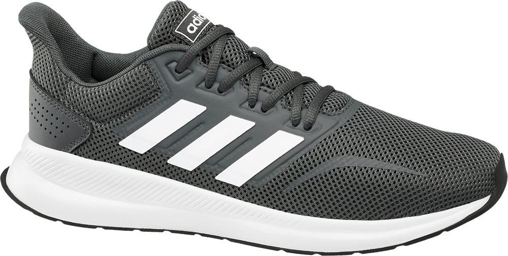 adidas - Šedé tenisky Adidas Falcon Adidas