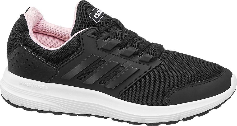adidas - Černé tenisky Adidas Galaxy 4 Adidas