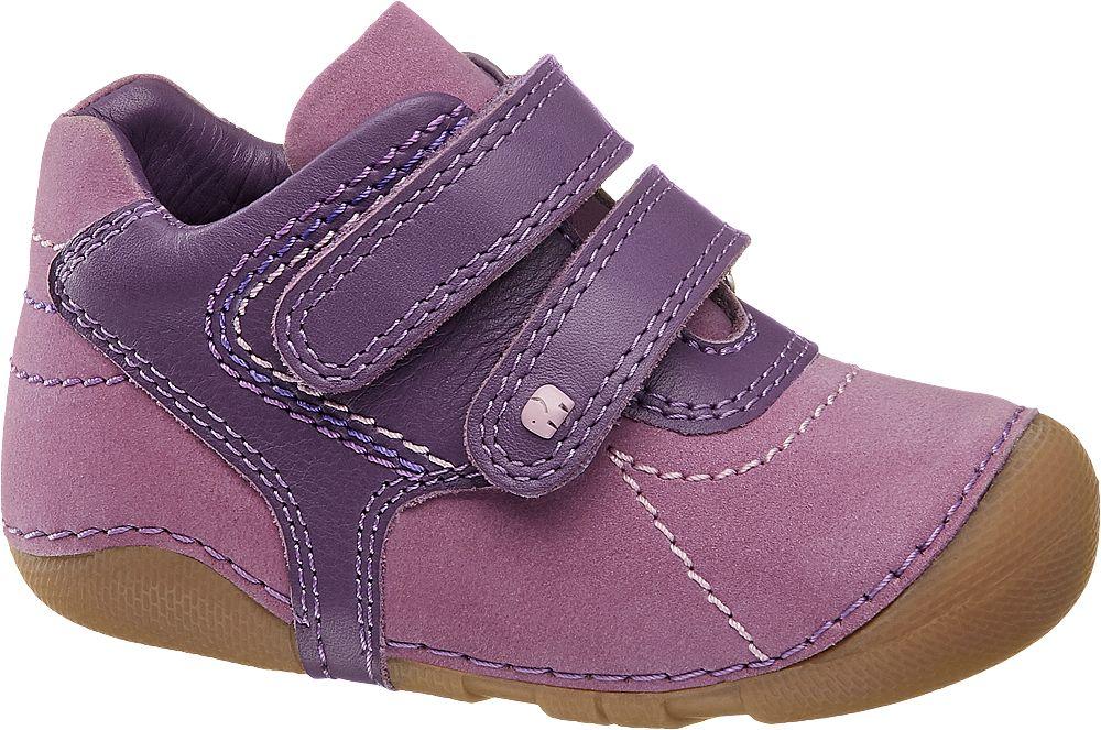 fioletowe buciki dziewczęce Elefanten, tegość M