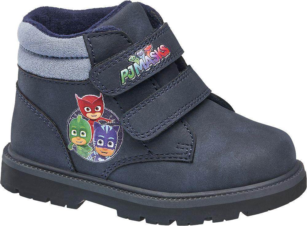 granatowe buciki chłopięce PJ Masks