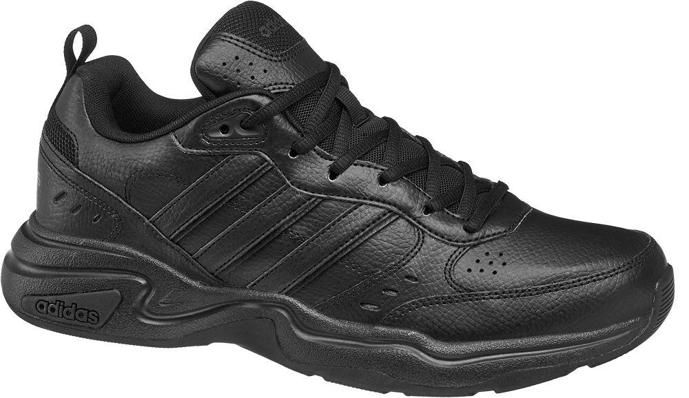 adidas - Čierne tenisky Adidas Strutter