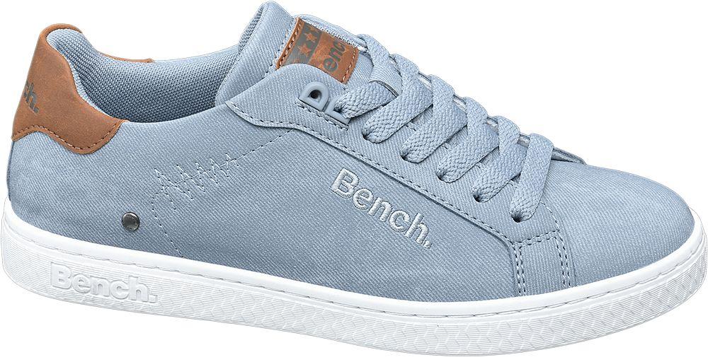 jasnoniebieskie sneakersy damskie Bench