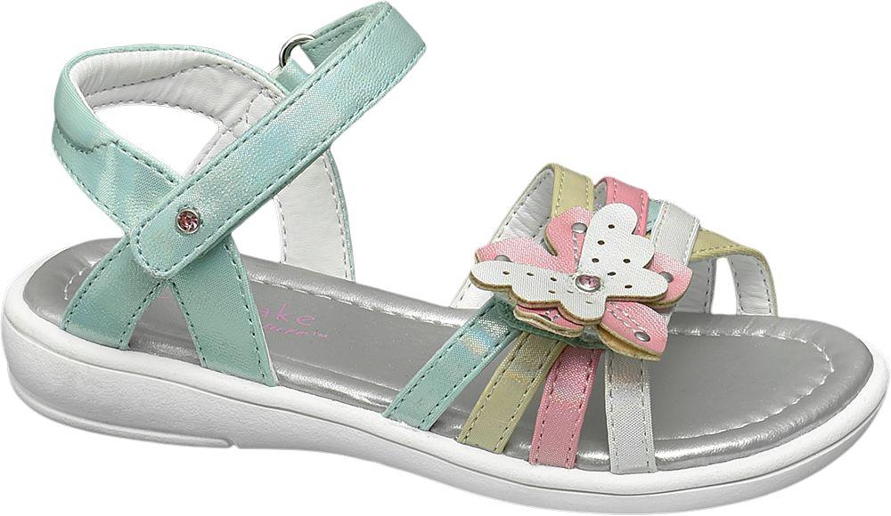 kolorowe sandałki dziewczęce Cupcake Couture