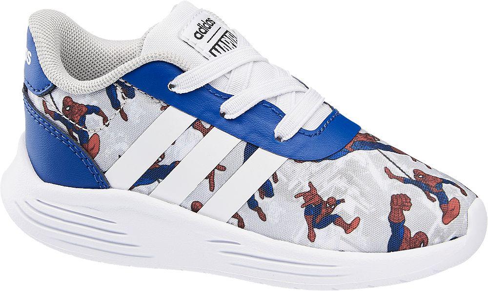 kolorowe sneakersy chłopięce adidas Lite Racer 2.0 Spiderman