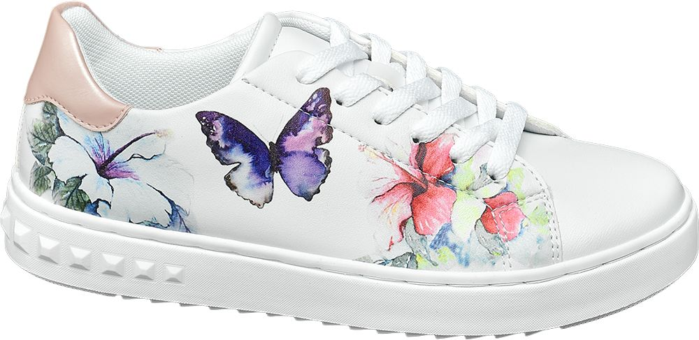 kolorowe sneakersy damskie Graceland