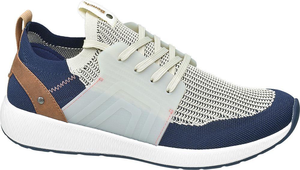 lekkie sneakersy męskie Bench