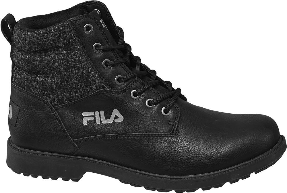 markowe buty męskie Fila na zimę