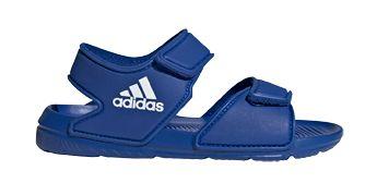 niebieskie sandały chłopięce adidas Alta Swim