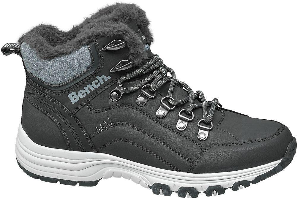 Bench Šněrovací obuv  šedá