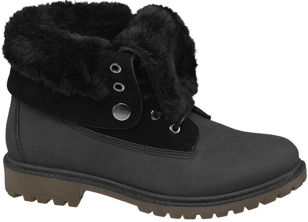 c68a5d6224 Deichmann - Landrover Šněrovací obuv 41 černá