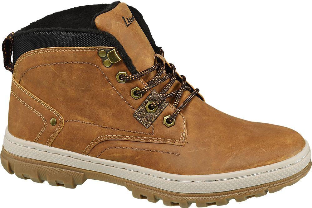 7fc9dacd088a Deichmann - Landrover Šněrovací obuv 43 hnědá