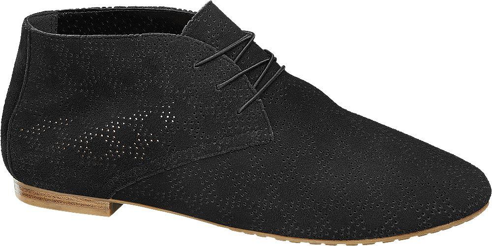 5th Avenue - Šněrovací obuv